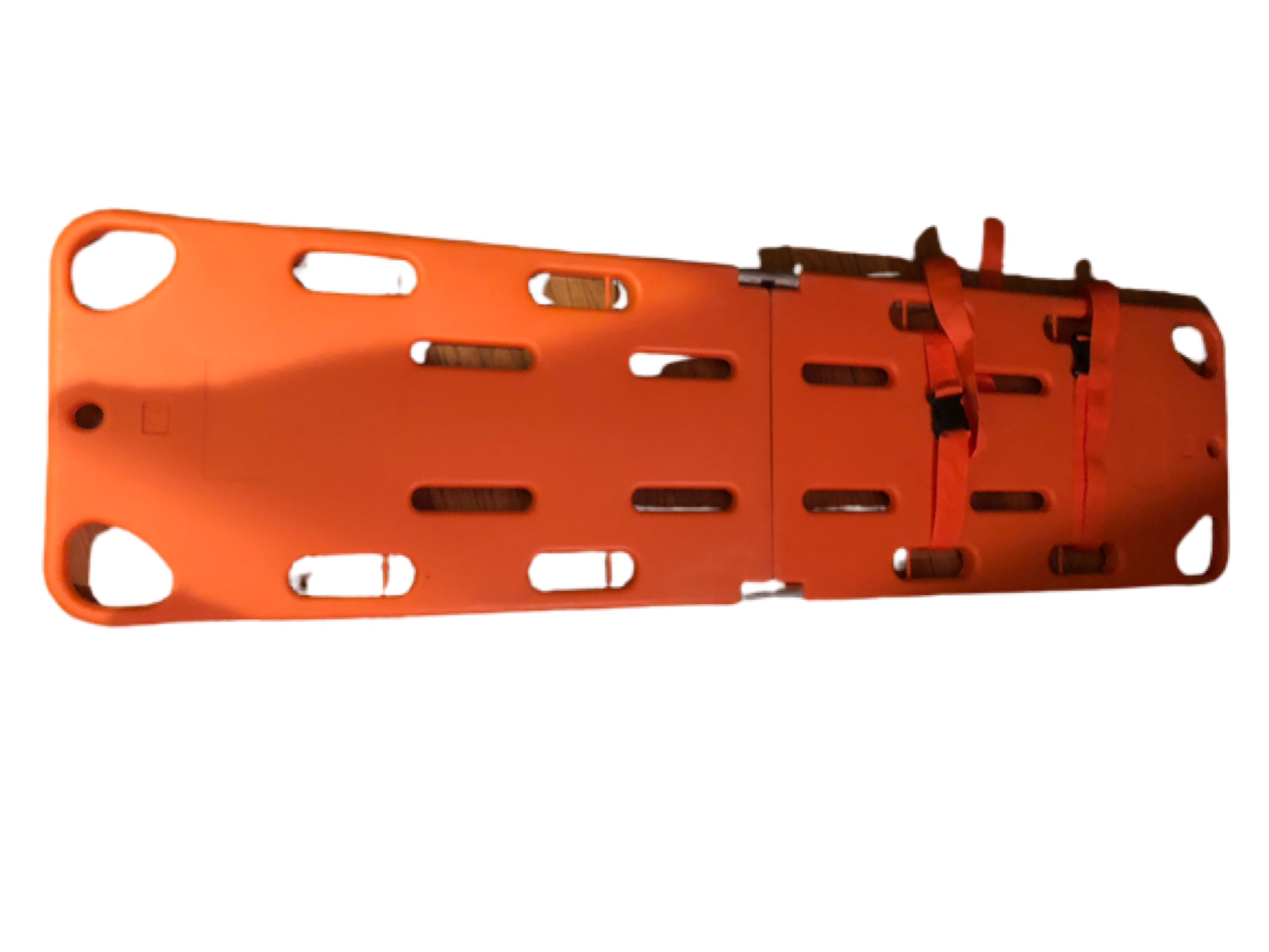 Kemp USA Orange Folding Spineboard