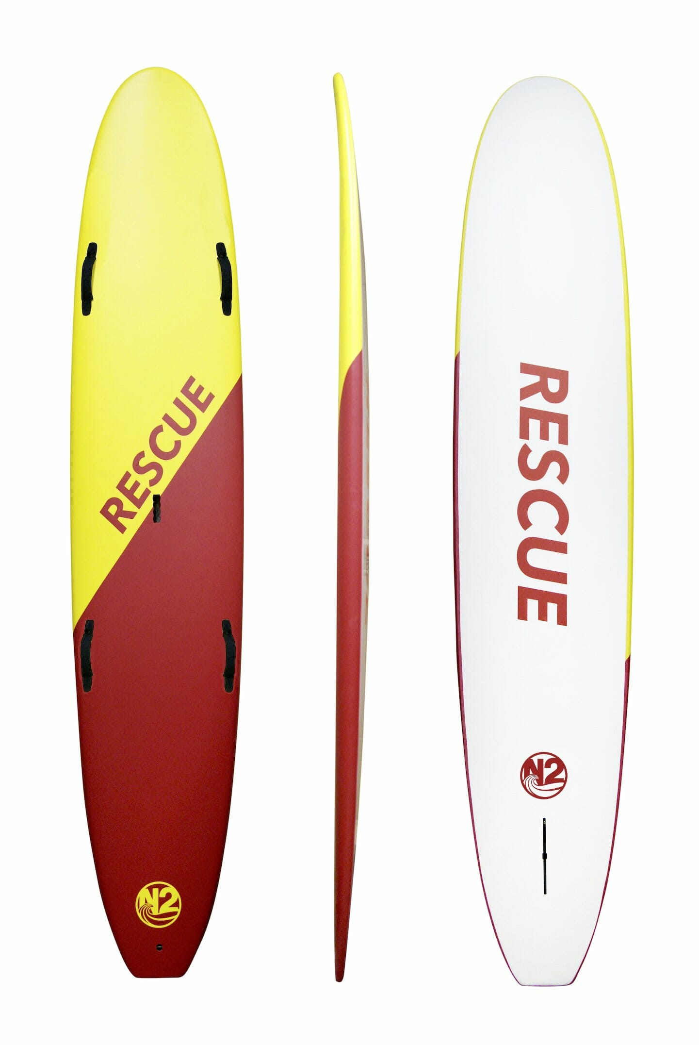 North 2 Rescue Board - 10'10